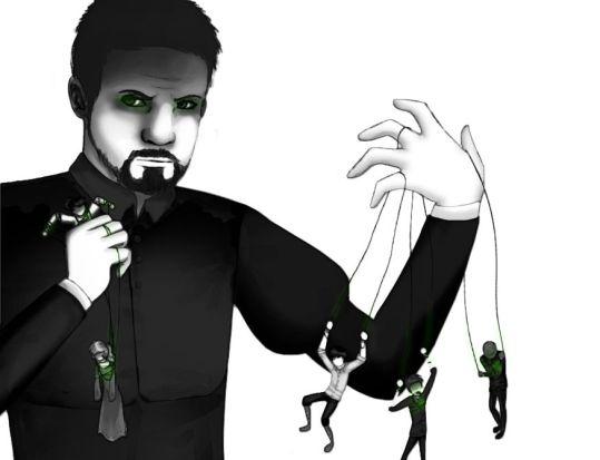 Iago puppetmaster